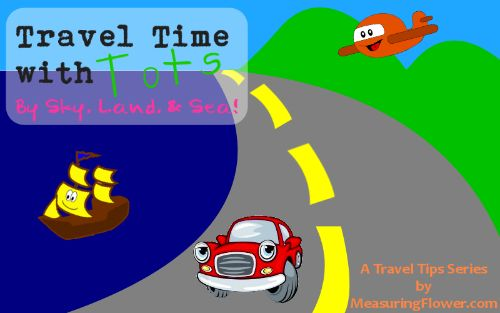 travel time with tots