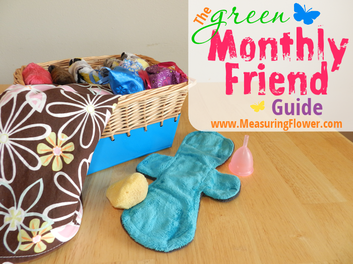 The Green Monthly Friend Guide - Measuring Flower