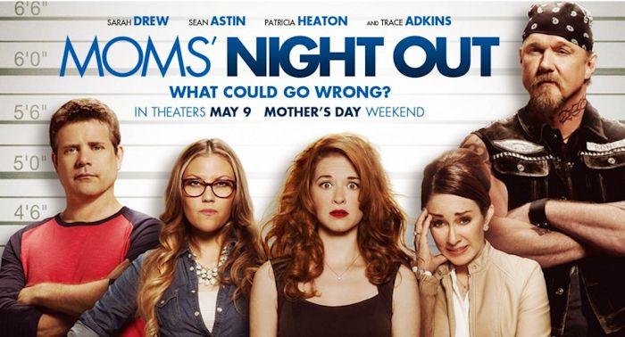 Mom's Night Out Movie Review - Measuring Flower