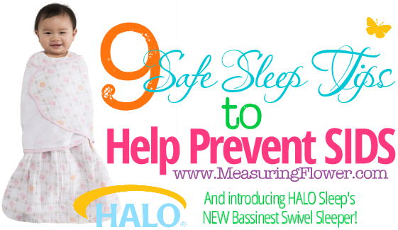 9 Safe Sleep Tips to Help Prevent Sids--MeasuringFlower.com