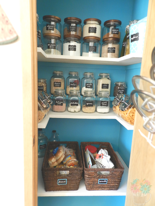 pantry complete