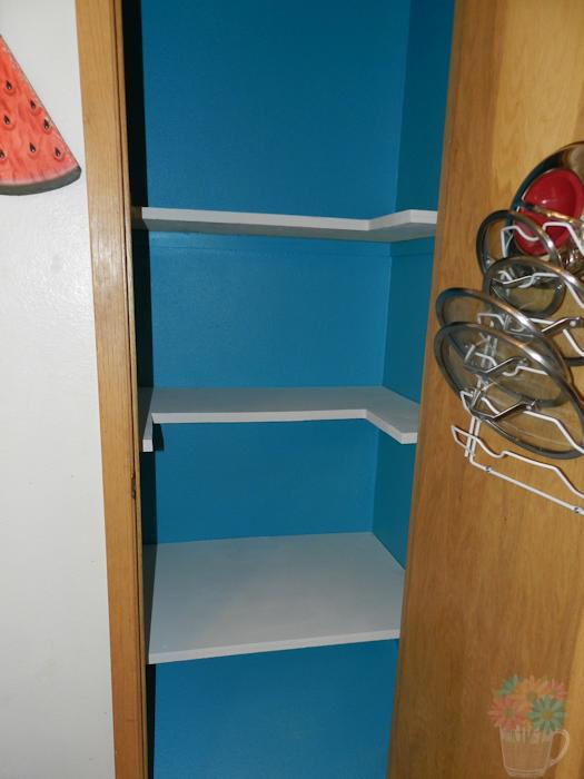 pantry during