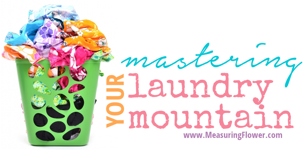 Mastering Your Laundry Mountain