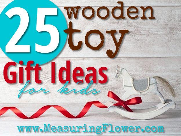 25 Wooden Toy Ideas H