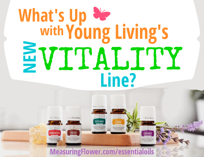 Whats Up With Young Livings New Vitality Line H