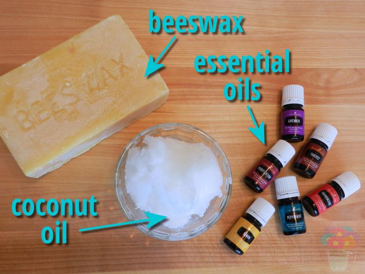 wax melt ingredients