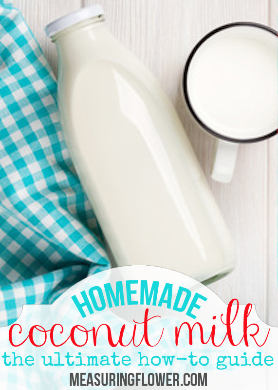 homemade-coconut-milk